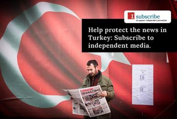 I Subscribe: Campagna di abbonamenti per sostenere il giornalismo indipendente in Turchia