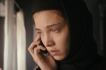 """Un ritratto della giovane protagonista del film """"Miracol"""" del romeno Bogdan George Apetri"""