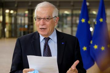Alto Rappresentante dell'Unione per la politica estera e la sicurezza Josep Borrell© Alexandros Michailidis/Shutterstock