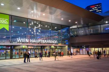 Stazione centrale di Vienna (© Adam Jan Figel/Shutterstock)