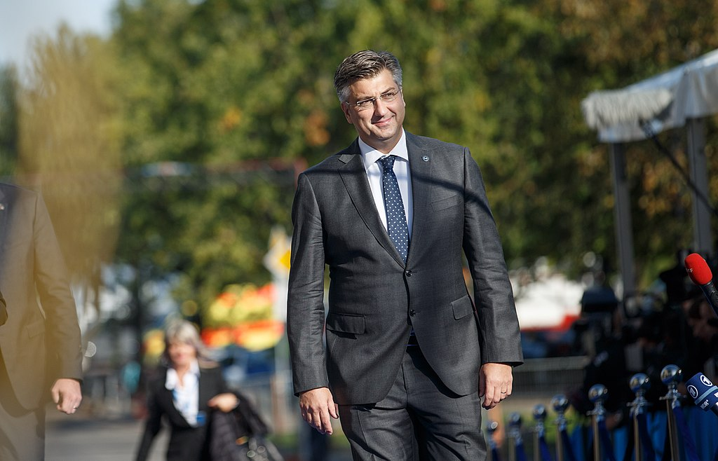 Andrej Plenković (foto EU2017EE Estonian Presidency)