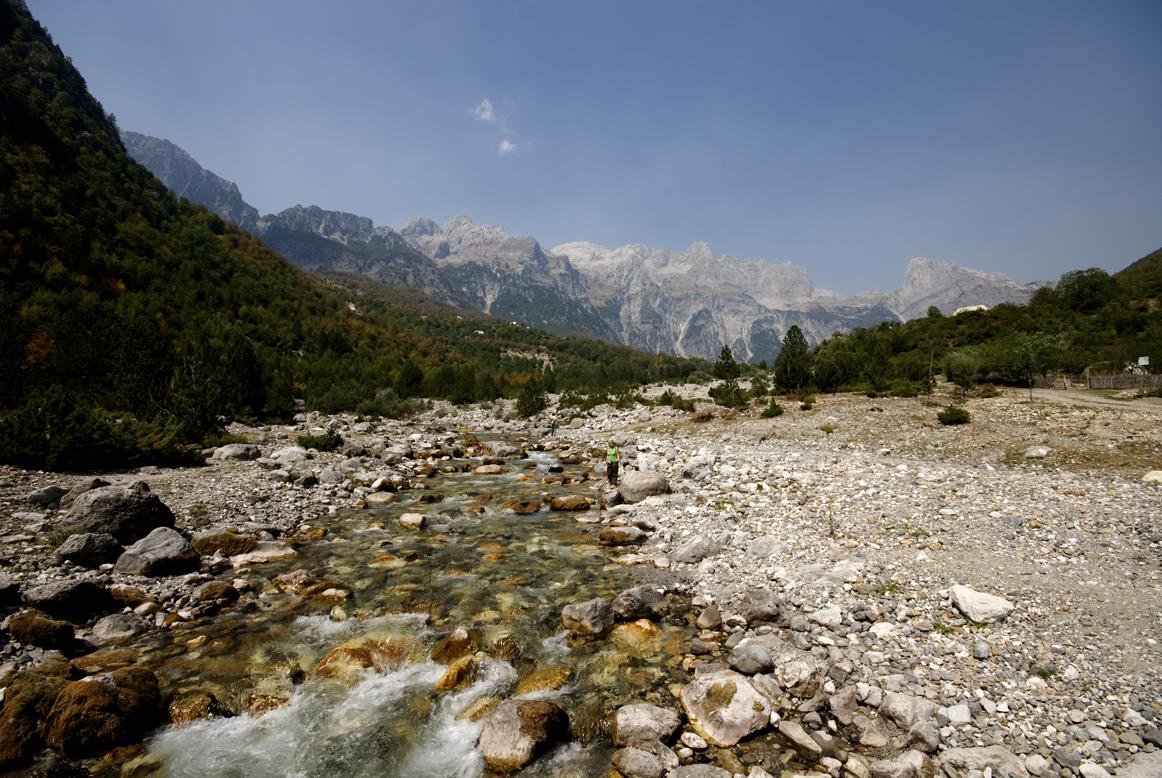 Paesaggio nel nord dell'Albania - Andrea Pandini
