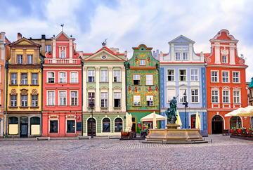 Poznań, Polonia (© Boris Stroujko/Shutterstock)