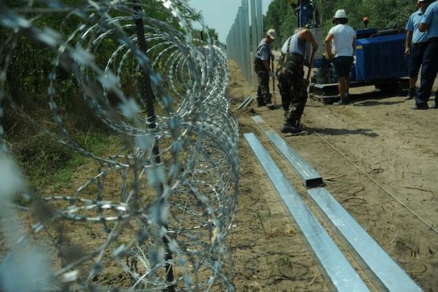 Confine tra Serbia e Ungheria (Délmagyarország e Schmidt Andrea - Wikimedia)