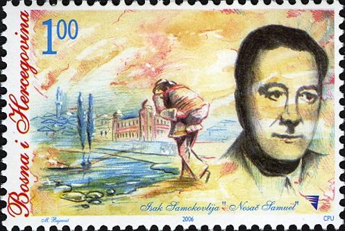 Isak Samokovlija - Nosač Samuel