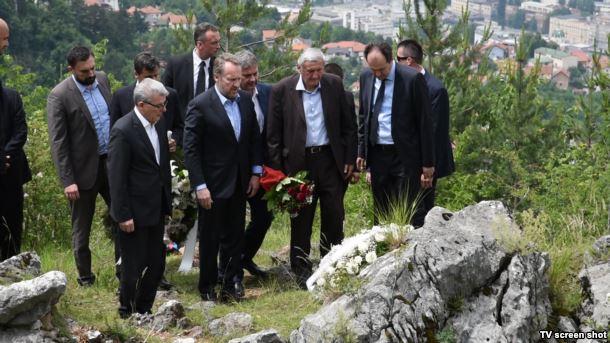 Izetbegović a Kazani