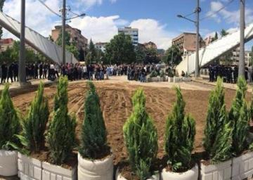 """""""Parco della Pace"""" - Mitrovica"""