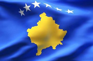 Bandiera del Kosovo - dal web