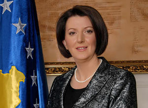 Il presidente del Kosovo, Atifete Jahjaga.jpg