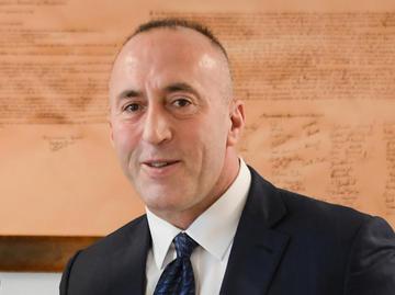 Ramush Haradinaj (foto OSCE Parliamentary Assembly - CC BY-SA 2.0)