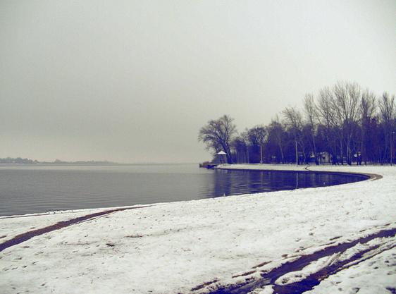 Il lago di Palić (Dávid Sterbik/flickr)