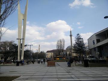 Pristina (foto di P. Bergamaschi)