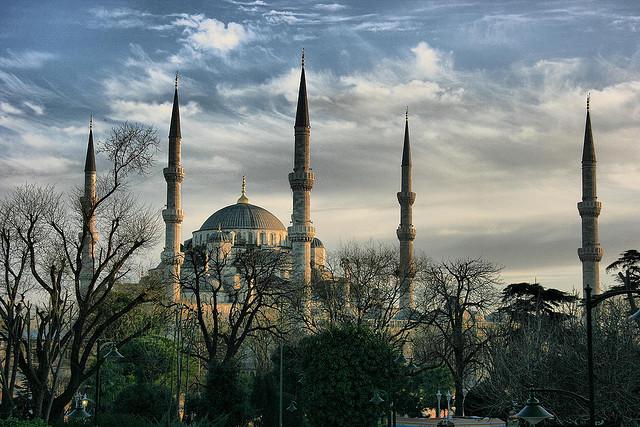 Sultanahmet - Flickr v. fatih GÜNEŞ