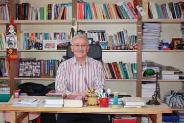 Prof. Dr. Mustafa Durmuş (foto Evrensel)