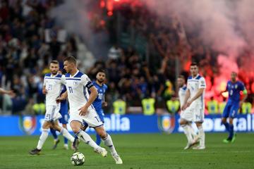 Torino 11 giugno 2019 Uefa Italia vs Bosnia Erzegovina (foto © Marco Canoniero/Shutterstock)