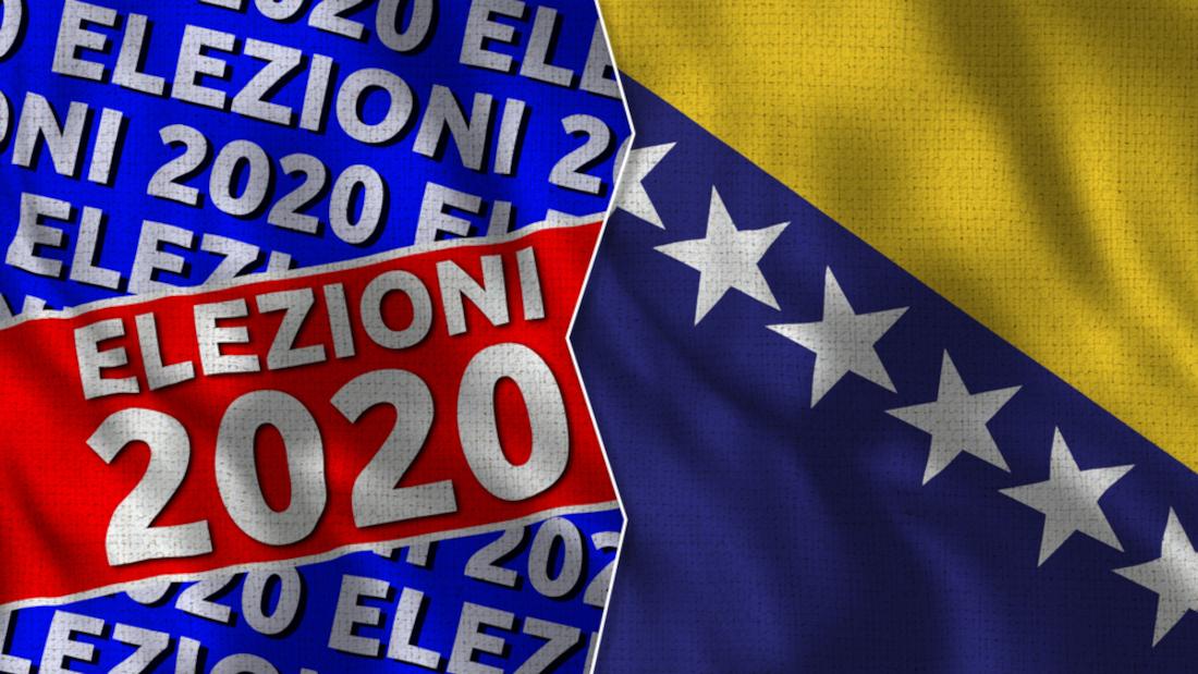 Elezioni Bosnia Erzegovina 2020 - Montioncenter Shutterstock