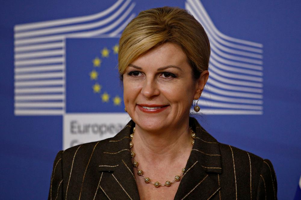 Kolinda Grabar Kitarović (foto © Alexandros Michailidis/Shutterstock)