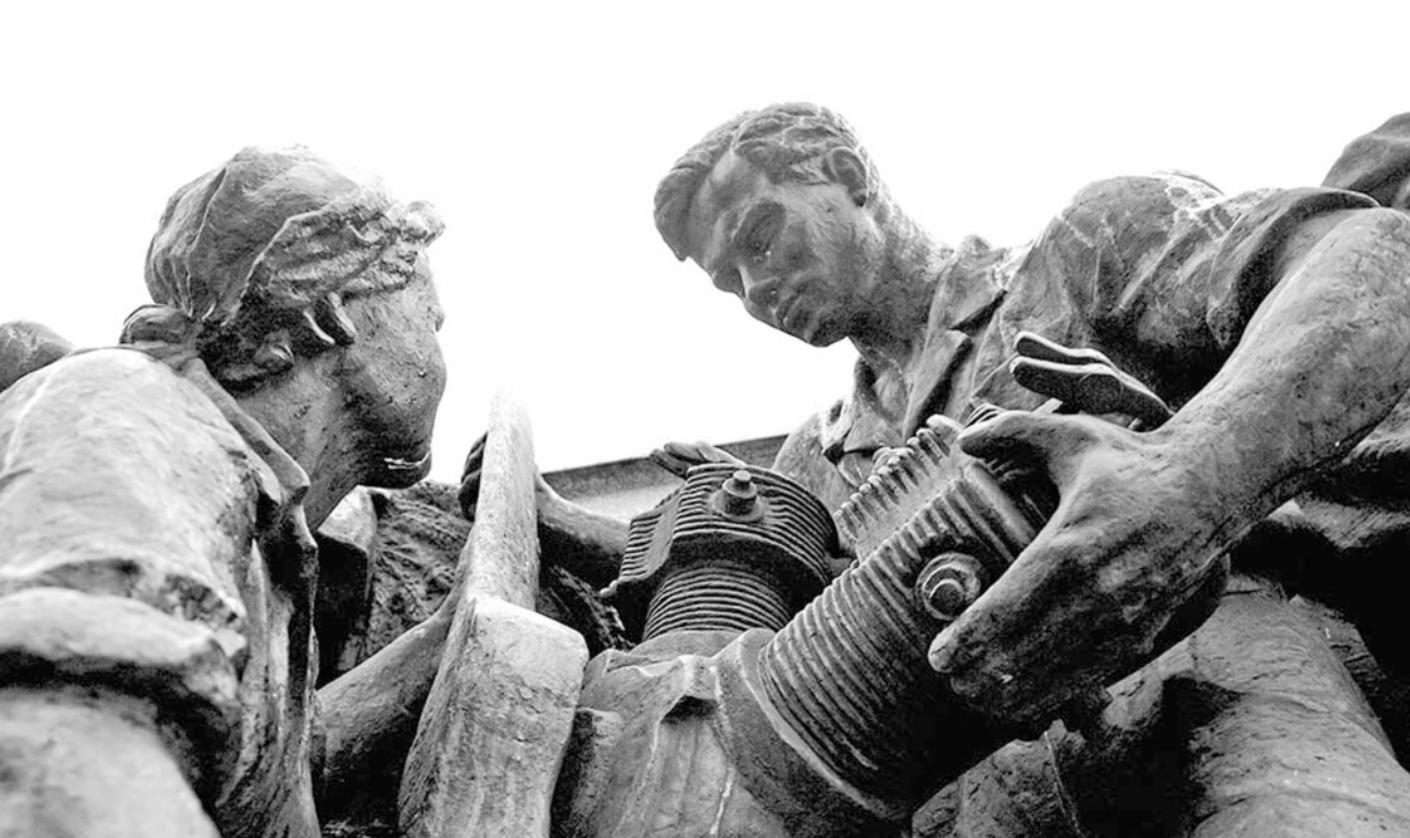 """L'immagine nell'hompage del portale """"Witnesses of Stone"""""""