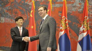 Cina - Serbia