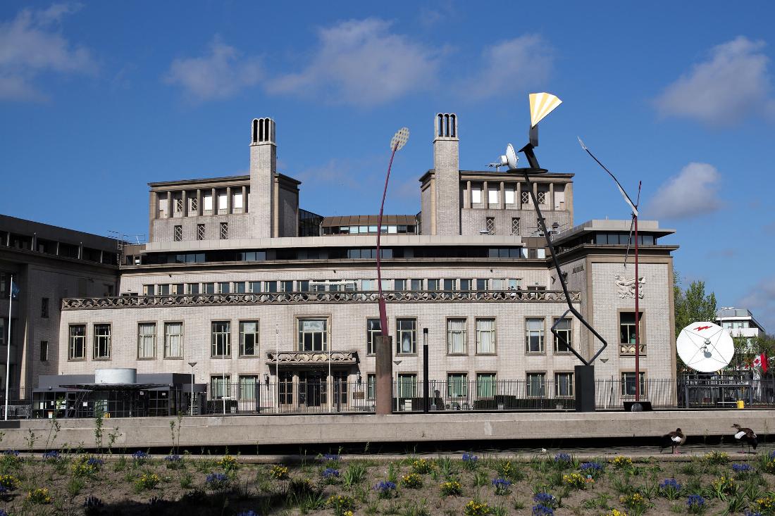 Tribunale dell'Aja per i Crimini di guerra nella ex-Jugoslavia, foto Roman Boed - Flickr.jpg