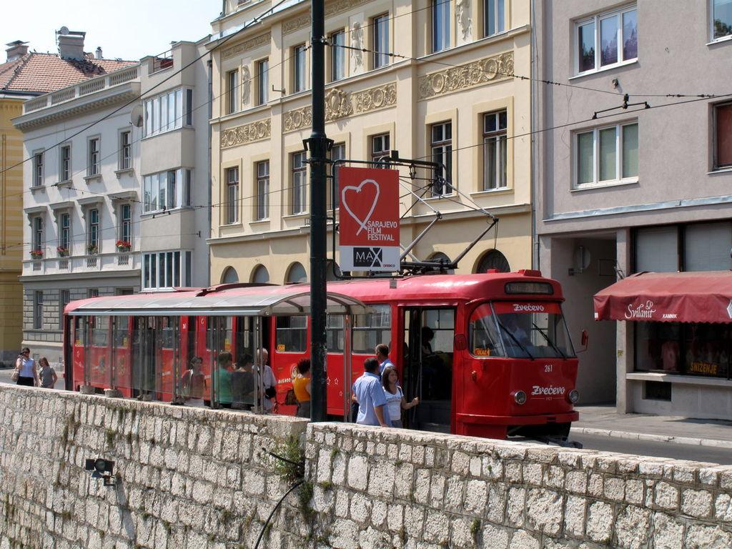 Sarajevo (foto Peretz Partensky - CC BY-SA 2.0)