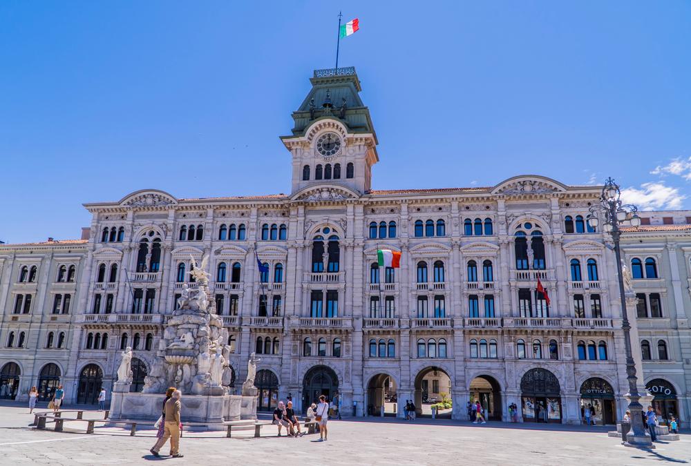 Trieste © Jack Krier/Shutterstock