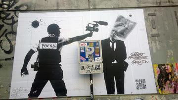 Libertà di stampa (Denis Bocquet - Flickr)
