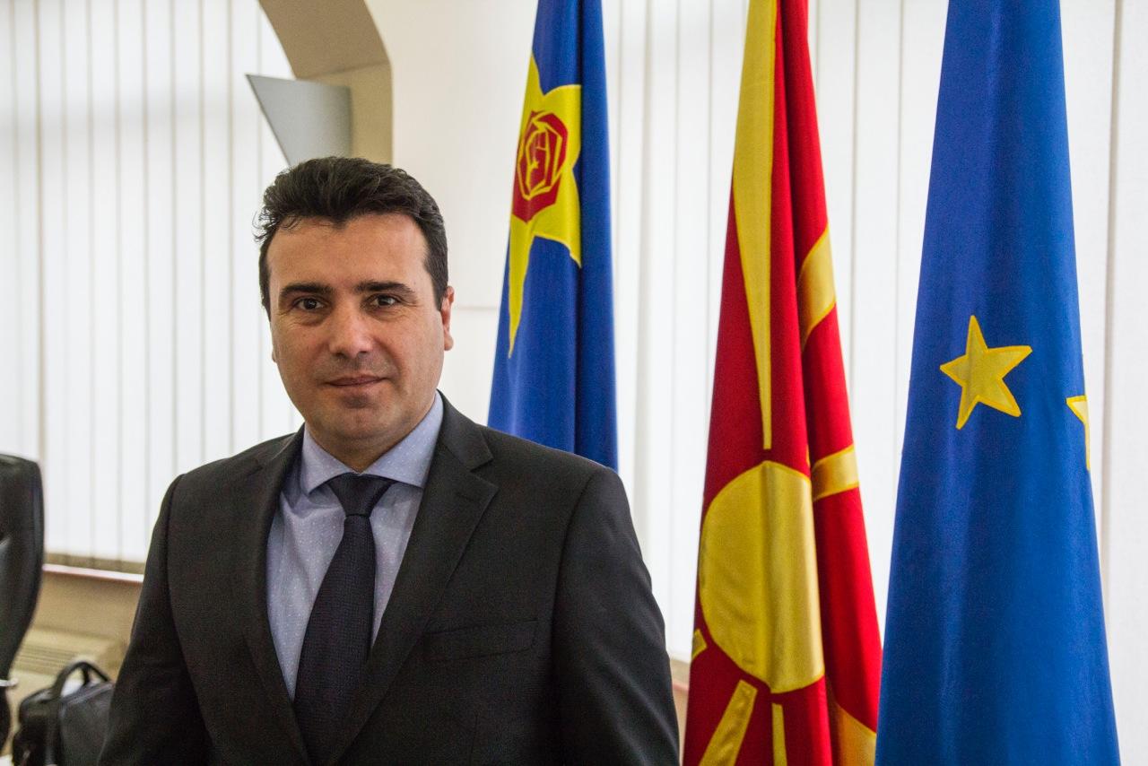 Zoran Zaev (foto G. Vale)