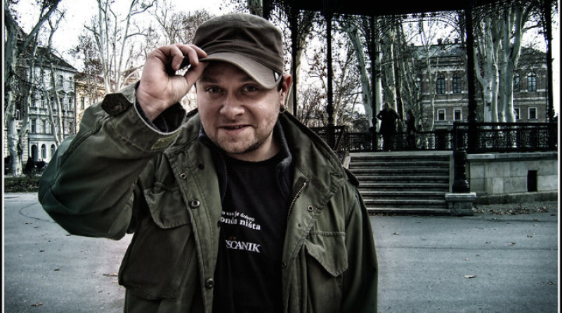 Marko Vidojković