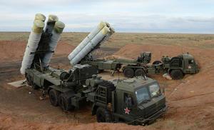 Sistema missilistico S-400