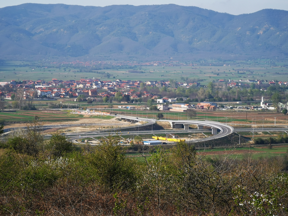 Bujanovac © Aleksandar Tasic/Shutterstock