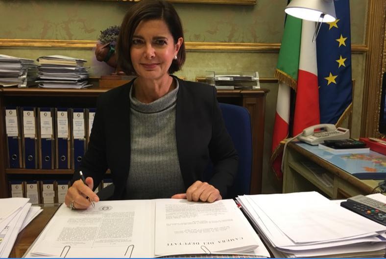 Laura Boldrini - www.lauraboldrini.it
