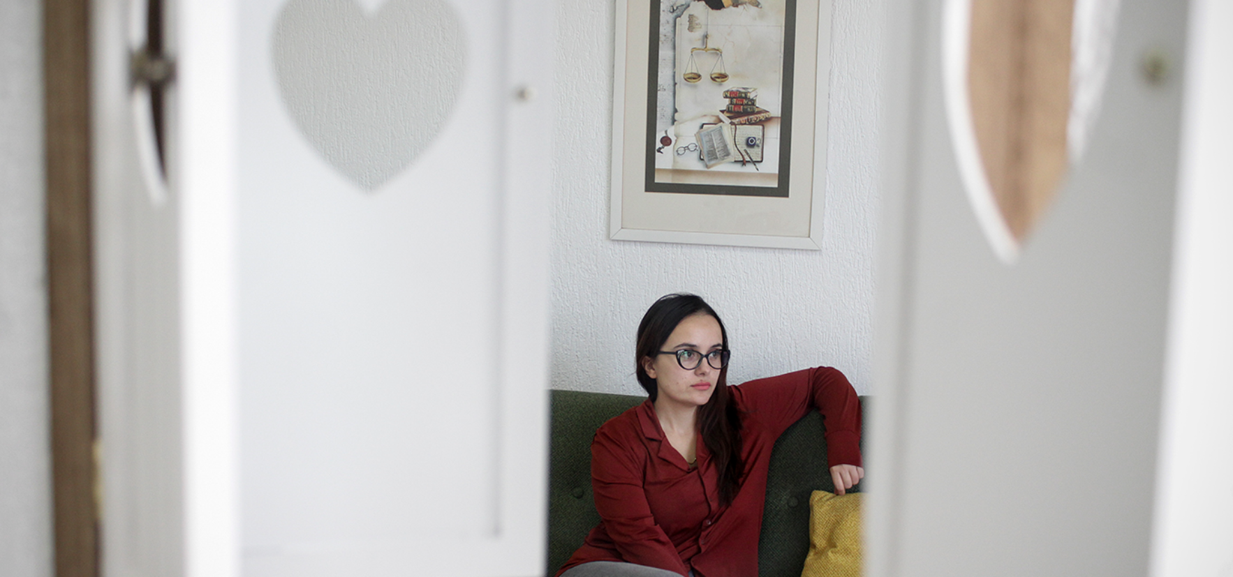 Marigona Buja, la cui vicenda viene raccontata in questo approfondimento - © Agan Kosumi/Kosovo 2.0
