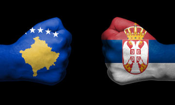 Serbia e Kosovo, nessuno dialogo  (Moab Republic/Shutterstock)