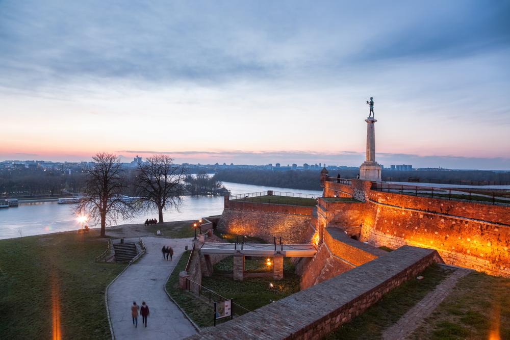 Belgrado, la Fortezza di Kalemegdan  (© Samot/Shutterstock)