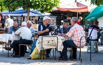 Gente di Skopje - © Sarnia/Shutterstock