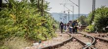 Macedonia, l'emergenza rifugiati