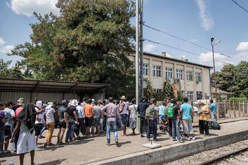 Rifugiati in Macedonia - Red Cross - Flickr.jpg