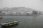 Ohrid in winter