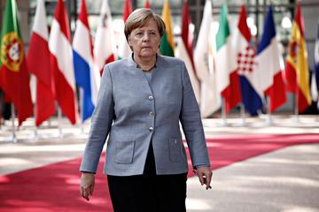 Angela Merkel  foto di Alexandros Michailidis/Shutterstock