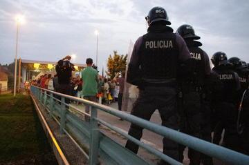Migranti, le paure della Slovenia
