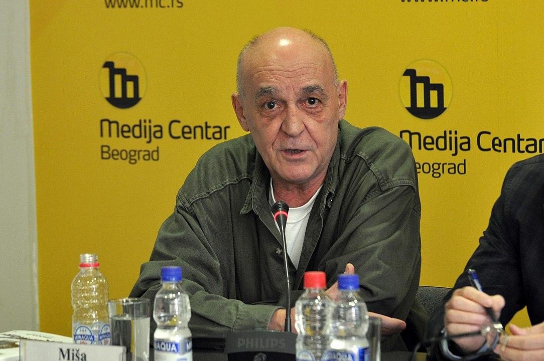 Miloš Vasić (foto Medija centar Beograd)