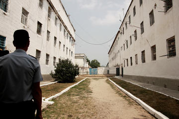 Nel carcere di massima sicurezza a Rezina, Moldavia - foto di Francesco Brusa