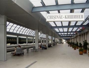 Stazione di Chișinău (foto Markv)