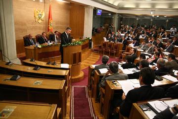Parlamento del Montenegro