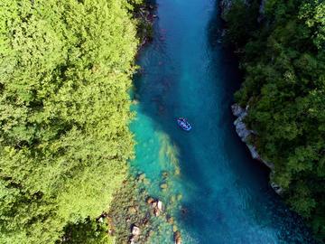 Lungo il fiume Tara (novak.elcic/Shutterstock)