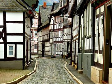 Goslar, Bassa Sassonia (Mathias Liebing/flickr)