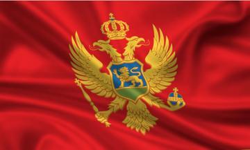 Bandiera del Montenegro