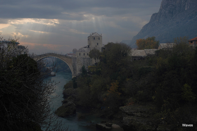 Mostar (foto oranges and lemons, Flickr)