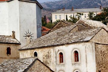 Mostar (Foto Pero Kvrzica, Flickr)